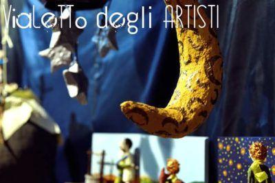 Vialetto degli Artisti, una Passeggiata Immersi nella Creatività