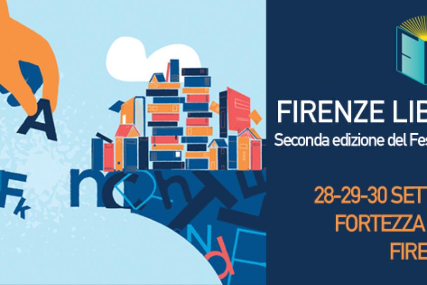 Sculture di Letteratura a Firenze Libro Aperto 2018
